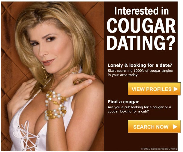 Cougar bait dating